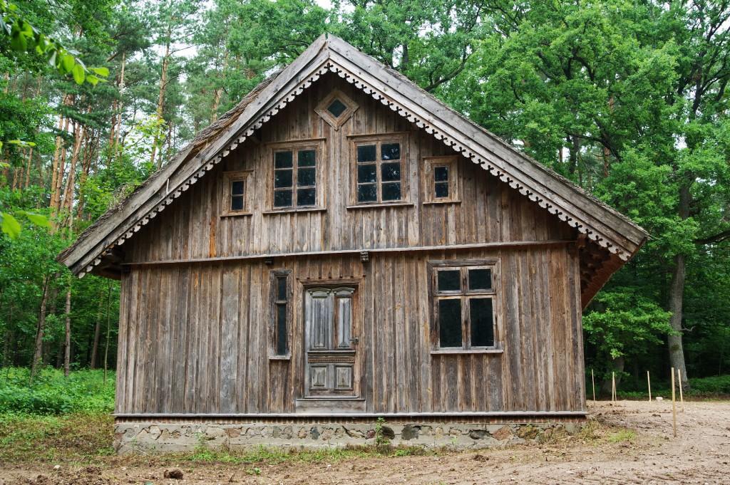 Tour capitali baltiche. Abitazione rurale della Piccola Lituania