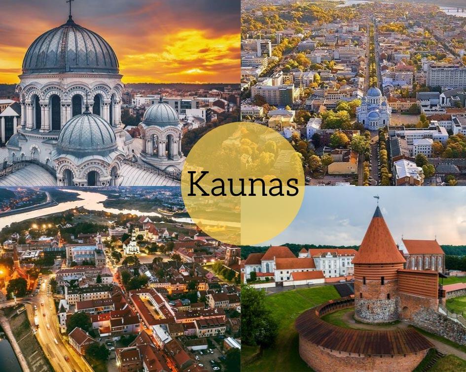 Tour capitali baltiche, Kaunas, Lituaniaviaggi.com