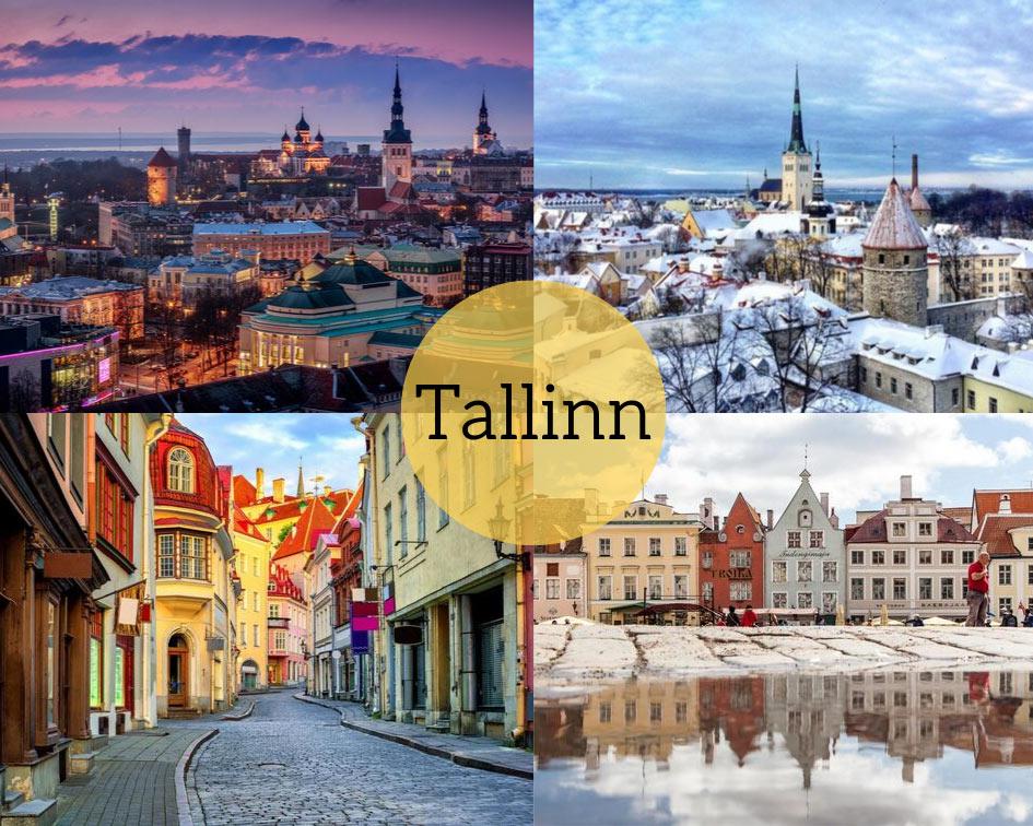 Tour capitali baltiche, Tallinn, Lituaniaviaggi.com