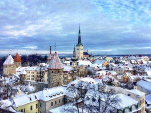 Tour capitali baltiche - Tallinn