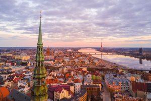 centro storico di Riga