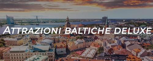 attrazioni baltiche deluxe