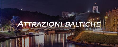 attrazioni baltiche