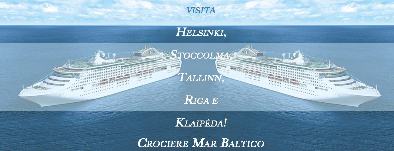 crociere mar baltico