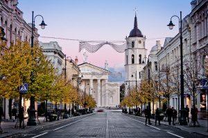 Tour capitali baltiche. Vilnius, Lituania