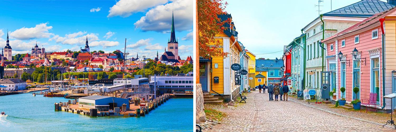 Tour capitali baltiche. Helsinki