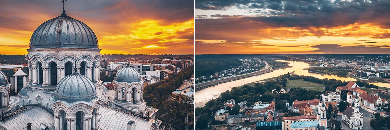 Tour capitali baltiche - Kaunas, Lituania