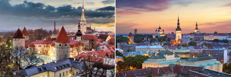 Tour capitali baltiche. Tallin