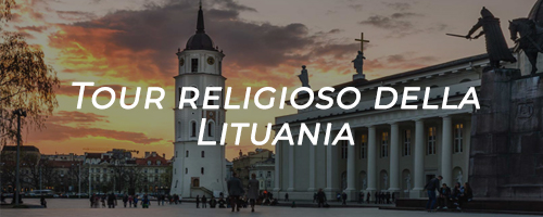 tour religioso della lituania